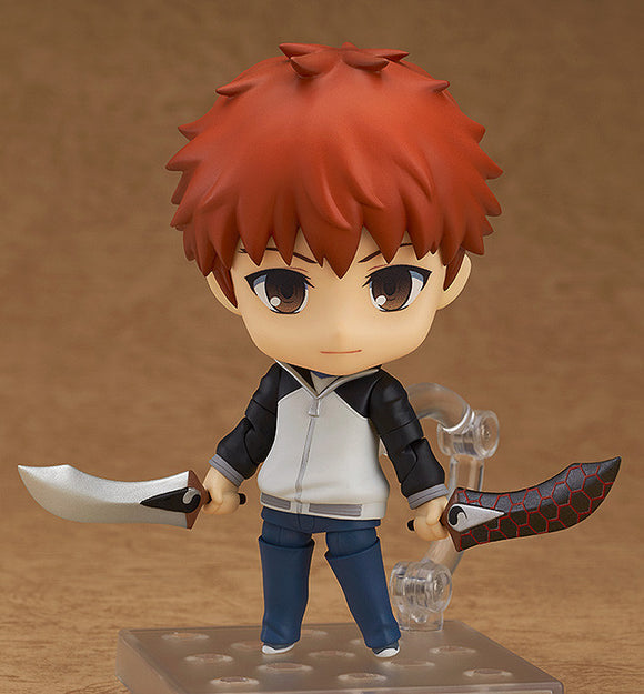 Nendoroid 0555 Fate/stay night [Unlimited Blade Works] Shirou Emiya