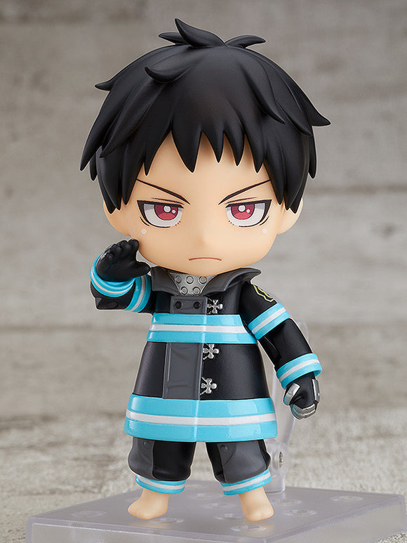 Nendoroid 1235 Fire Force Shinra Kusakabe