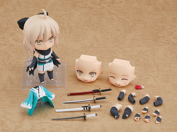 PRE-ORDER Nendoroid 1491-DX Fate/Grand Order Saber/Okita Souji: Ascension Ver.