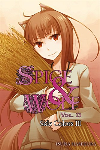 Light Novel Spice and Wolf Vol. 13