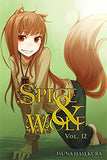 Light Novel Spice and Wolf Vol. 12