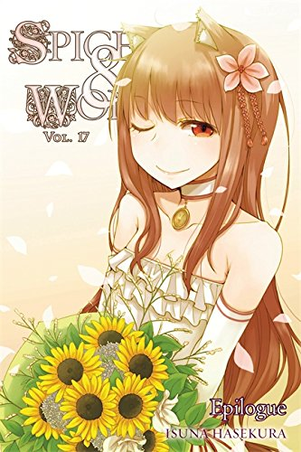 Light Novel Spice and Wolf Vol. 17