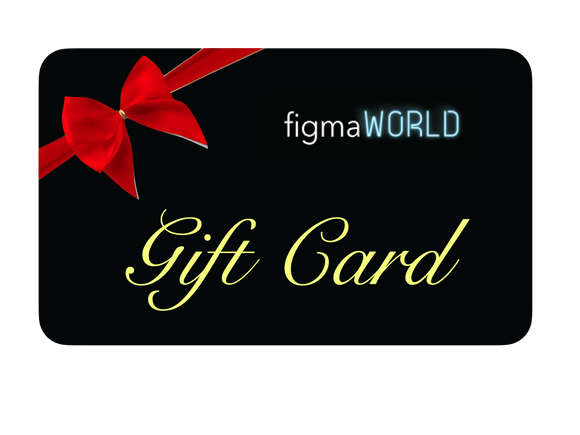 figmaWORLD Gift Card