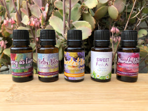 Essential Oil Blends Pack