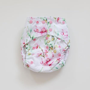 Magical Magnolias OSFM Nappy