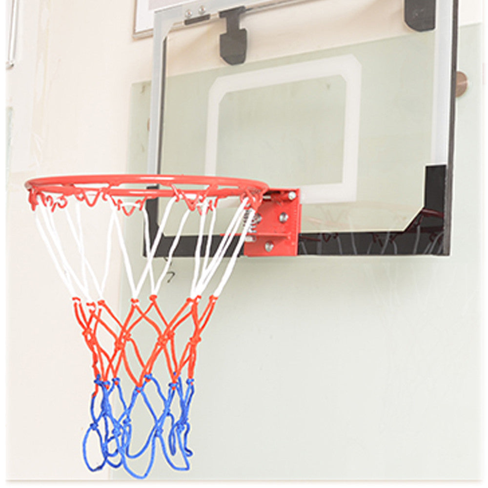 1209d2c322d ... Mini Basketball Hoop System Kids Goal Over The Door Indoor Sports with  Ball ...