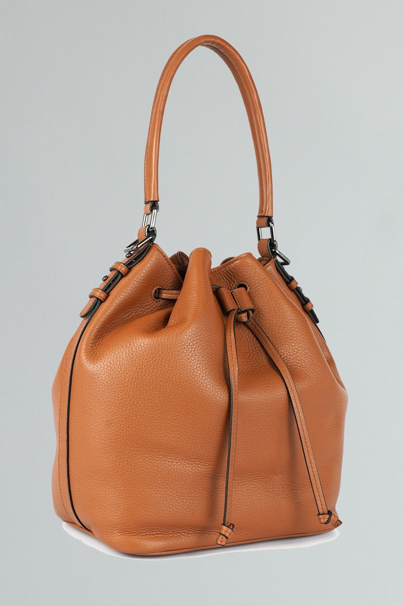 STEPHANIE BUCKET BAG
