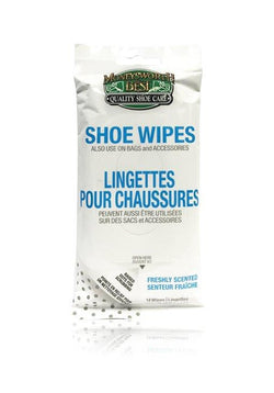Leather Bag and Shoe All Purpose Wipes (720447504449)