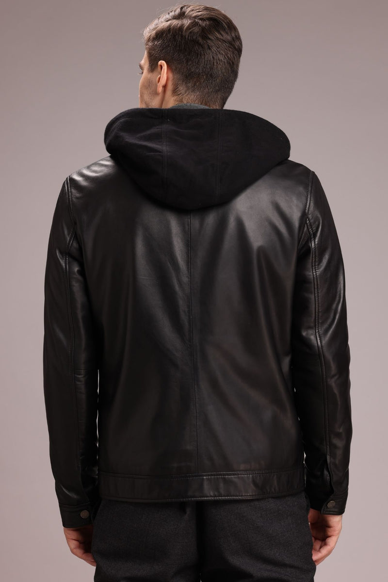 Danier cyrus  men leather jacket