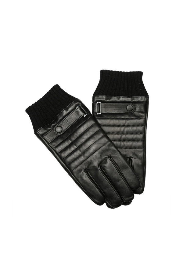 Danier Men leather gloves -AARON