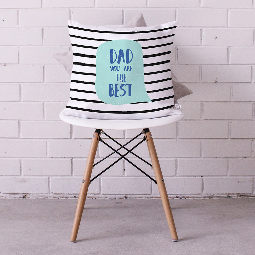 Best Dad Ever Cushion Cover