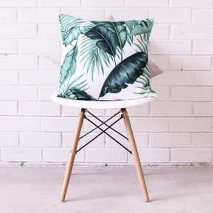 Bali Palm Cushion Cover