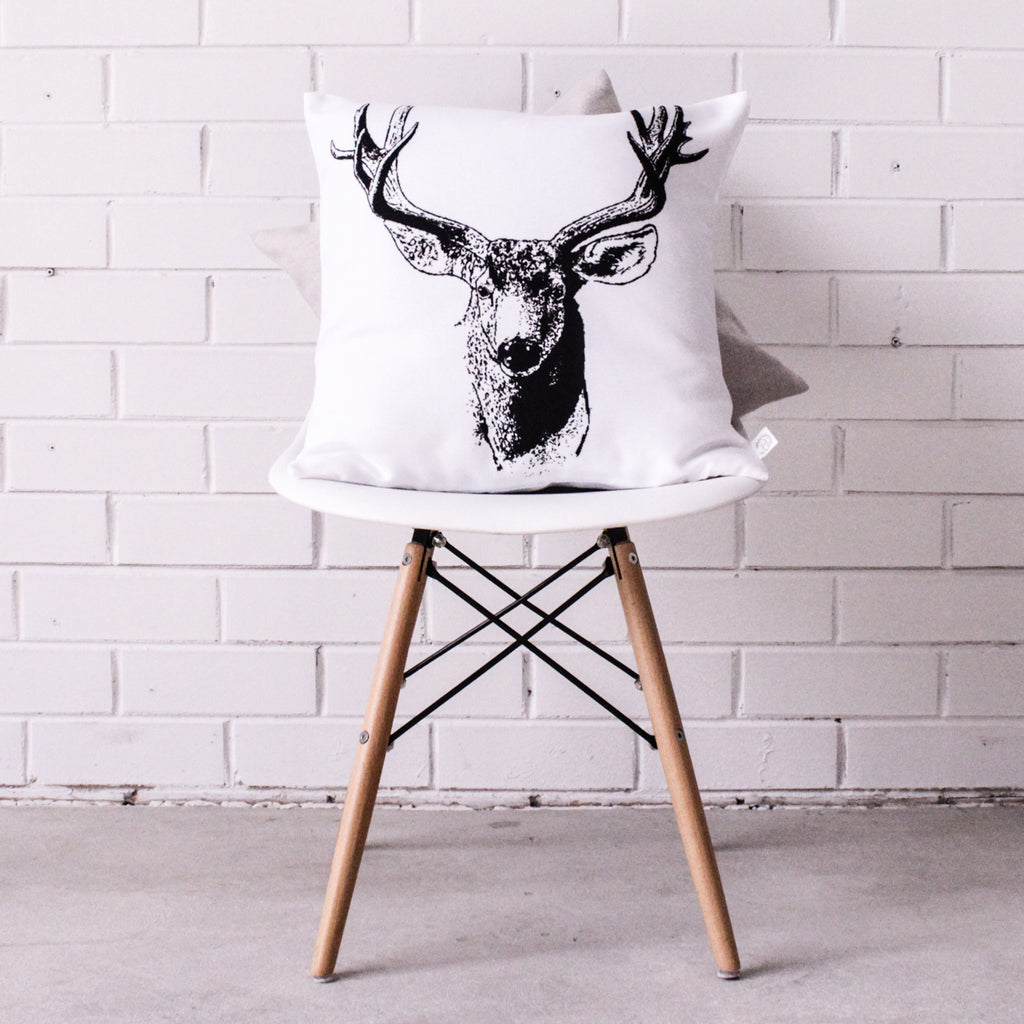 Deer Me Cushion Cover
