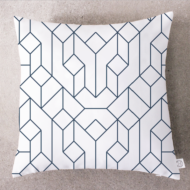 Read Between The Lines Cushion Cover