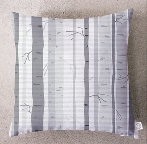 Fifty Shades of Forest Cushion Cover