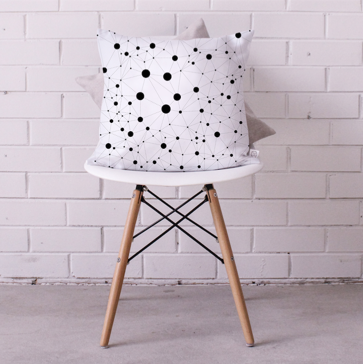 Join the Dots Cushion Cover