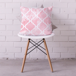 Moroccan Blush Cushion Cover