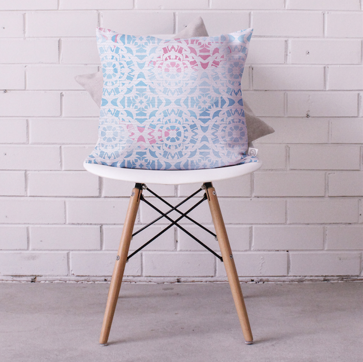 Pastel Spell Cushion Cover