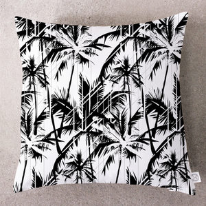 Prom Palm Cushion Cover