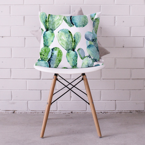 Mr Prickly Pear Cushion Cover