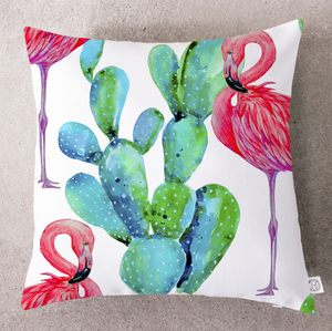 Mr Prickly Pear & Friends Cushion Cover
