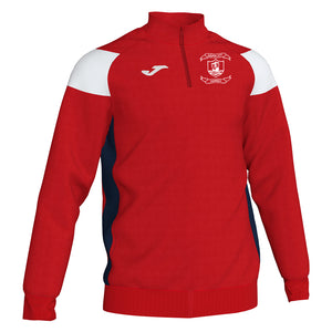 Galway City Harriers Crew Half Zip