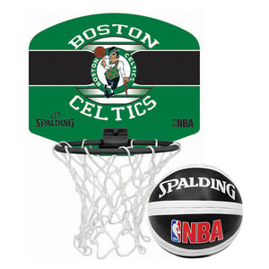Spalding Boston Celtics NBA MiniBoard & Ball