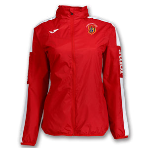 Ennis Track AC Ladies Rainjacket
