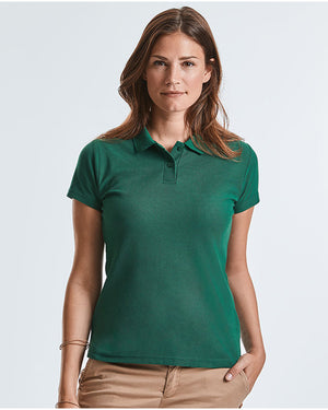 Ladies Classic Polycotton Polo Shirt