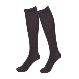 PEX Black Knee Socks (2 Pack)