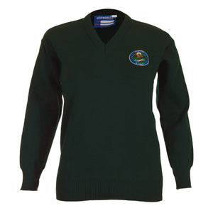 St. John's National School Pullover (Embroidered)