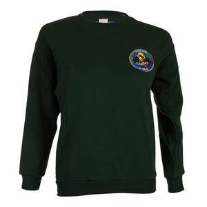 St. John's National School Tracksuit Top (Embroidered)