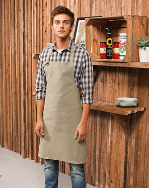Calibre Heavy Cotton Canvas Bib Apron