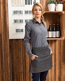 "Ladies' Long Sleeve Fitted ""Friday Bar Shirt"""