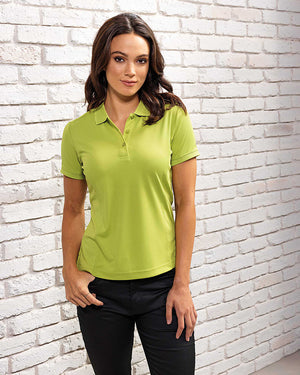 Women's Coolchecker Piqué Polo