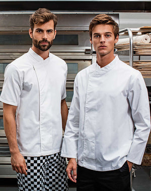 Culinary Pull-on Chef's Long Sleeve Tunic