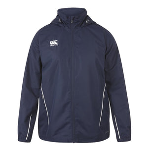 Canterbury Team Fill Zip Rain Jacket