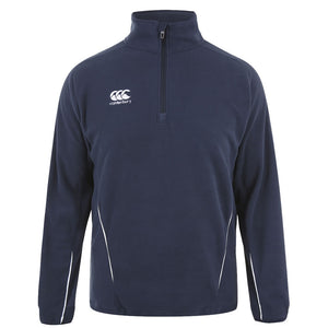 Canterbury 1/4 Zip Micro Fleece