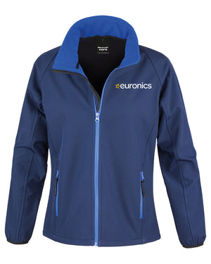Euronics  Mens Softshell Jacket