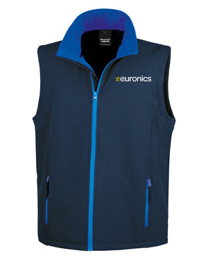 Euronics Mens Softshell Gilet