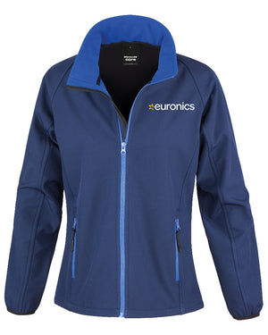 Euronics Ladies Softshell Jacket