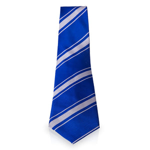 St. Andrew's School Crested Striped Tie