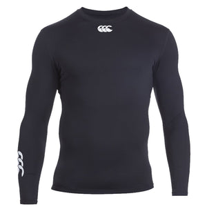 Canterbury Thermoreg Long Sleeve Top Adult Black