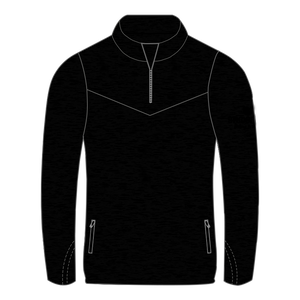 Uniformity 1/4 Zip Midlayer Top