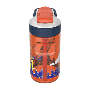 Kambukka Lagoon 'Flying Superboy' Kids Water Bottle (BPA Free)