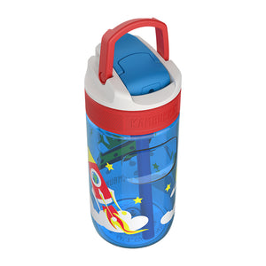 Kambukka Lagoon 'Happy Alien' Kids Water Bottle (BPA Free)