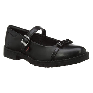Kickers Lachly Bow Girls Shoe