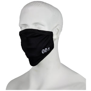 Fabric Face Mask (Numbered)