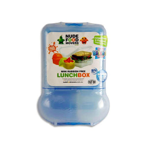 Smash Nude Food Movers Mini Lunchbox Set