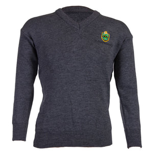 St. Conleth's Grey Pullover (Jnr-6th Class)